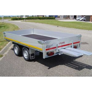 Eduard Trailer multitransporter 310x160cm 750kg ongeremd