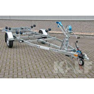 Kalf motorboottrailer Basic 1050-57 570x180cm 1050kg