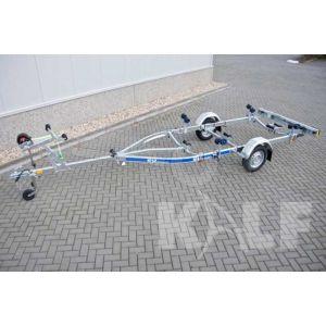 Kalf sloeptrailer R 1100-52 V 520x190 cm 1100 kg