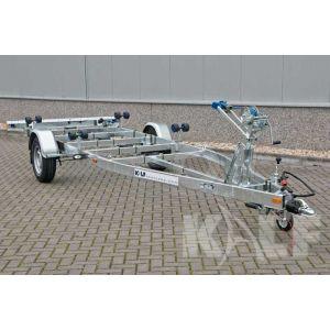 Kalf sloeptrailer Basic 1800-62 620x200 cm 1800 kg
