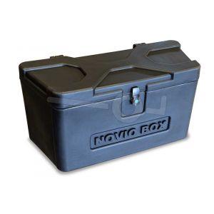 Novio Box kunststof materiaalkist met slot, afmeting 770 x 355 x 370 mm
