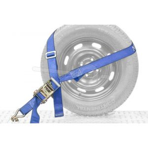 Spanband voor auto om de band 250cm lang 35mm breed