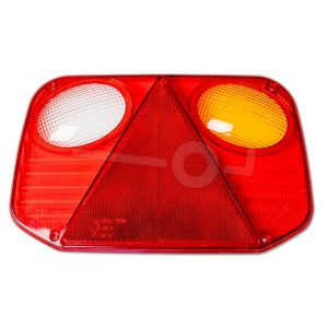 Achterlichtglas voor Radex 2800 rechts
