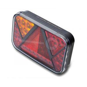 Fristom LED achterlichtunit  links, canbusproof, speciaal  voor aanhangers.