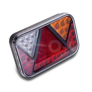 Fristom LED achterlichtunit  rechts, canbusproof, speciaal  voor aanhangers.