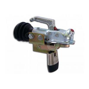 Disselslot DoubleLock Type B Alko, SCM goedgekeurd, t/m Ø50 3.000kg, 2x horizontaal (Alko)