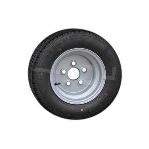 """Reserve wiel 10"""" voor diverse Humbaur modellen"""
