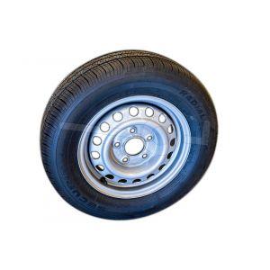 "Reserve wiel 13"" voor diverse Humbaur modellen V1"