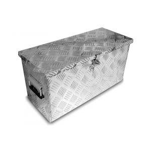 Materiaalkist aluminium afm. 600x250x300 mm