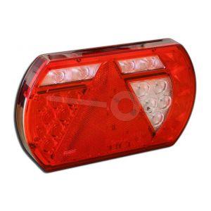 LED achterlicht 12V aanhangwagen rechts