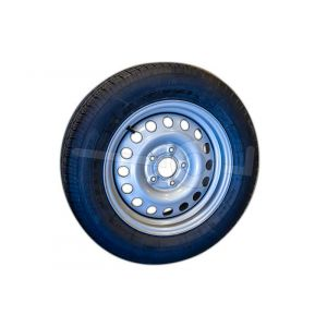 Reserve wiel 195/65R15 93N M+S voor diverse Humbaur modellen