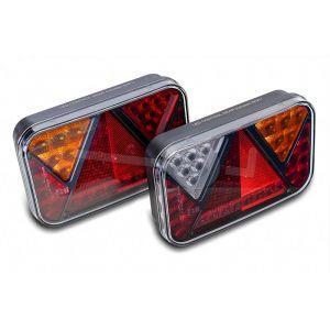 Fristom canbusproof LED achterlichtunits i.p.v. standaard achterlichten