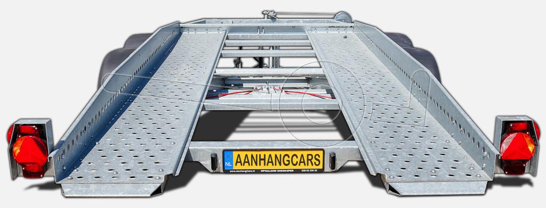 Kantelbare autoambulance Humbaur Hockenheim