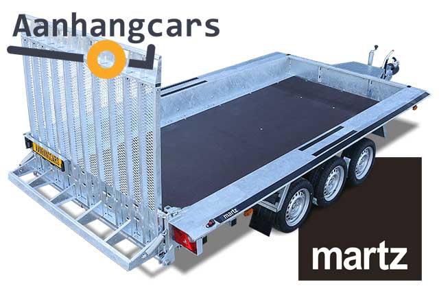 Aanhangcars dealer verkooppunt Martz