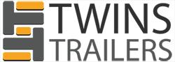 Logo van Twins Trailers aanhangwagens
